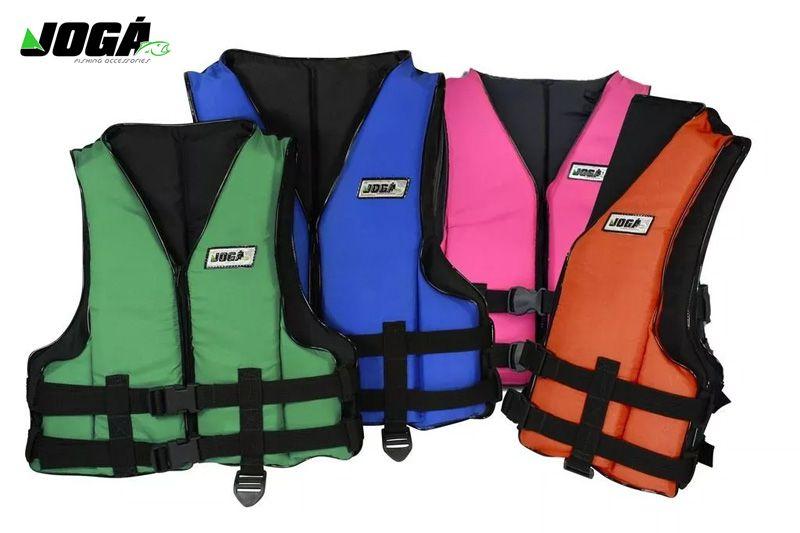 Colete Salva Vidas Wave Jogá - 110 Kg - Várias Cores  - Life Pesca - Sua loja de Pesca, Camping e Lazer