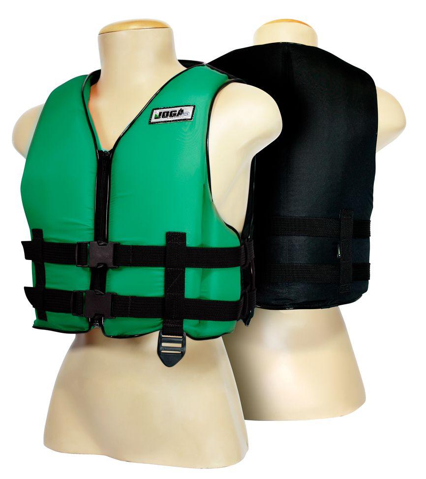 Colete Salva Vidas Wave Jogá - 130 Kg - Várias Cores  - Life Pesca - Sua loja de Pesca, Camping e Lazer