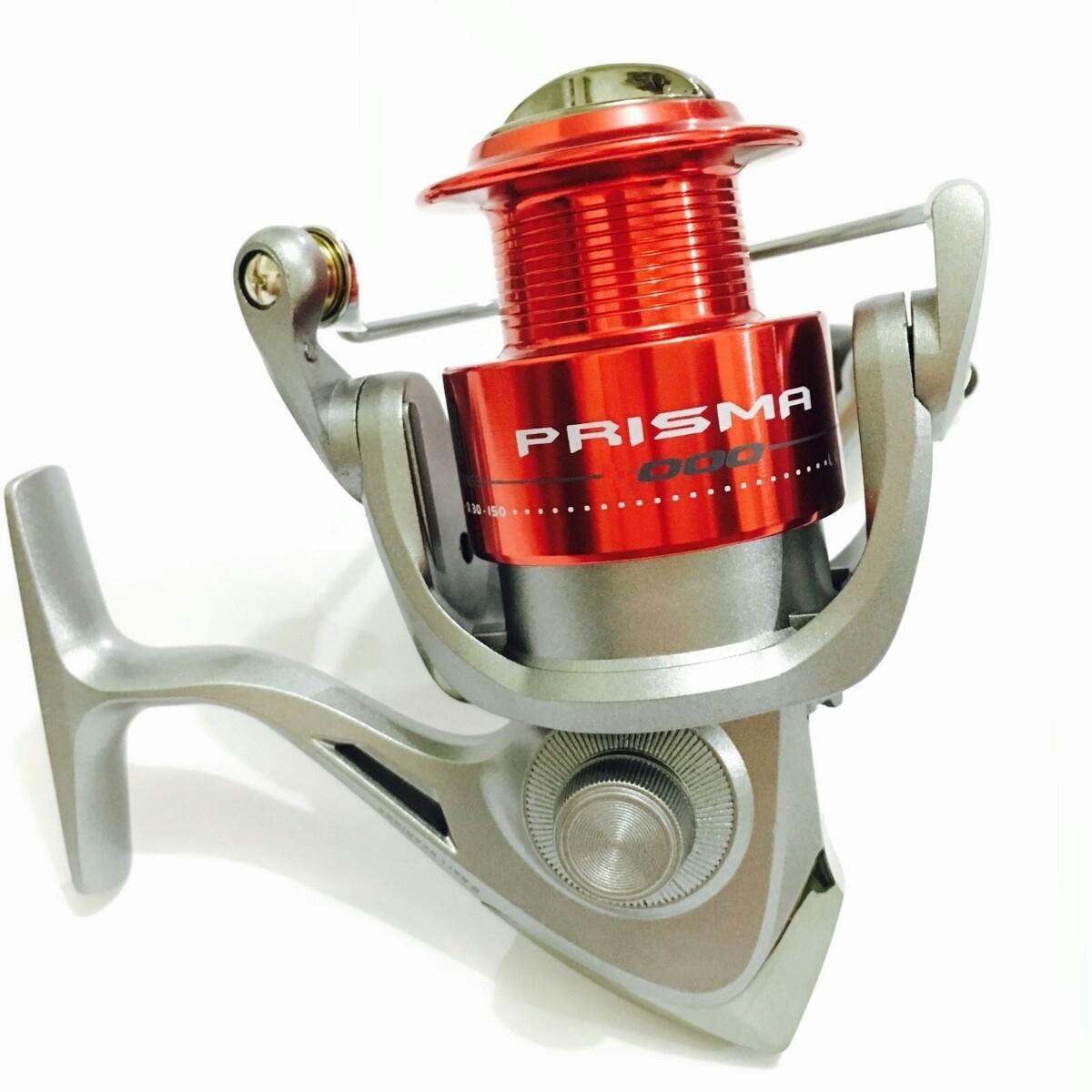 Molinete Prisma 6000 - 5 Rolamentos - Marine Sports  - Life Pesca - Sua loja de Pesca, Camping e Lazer