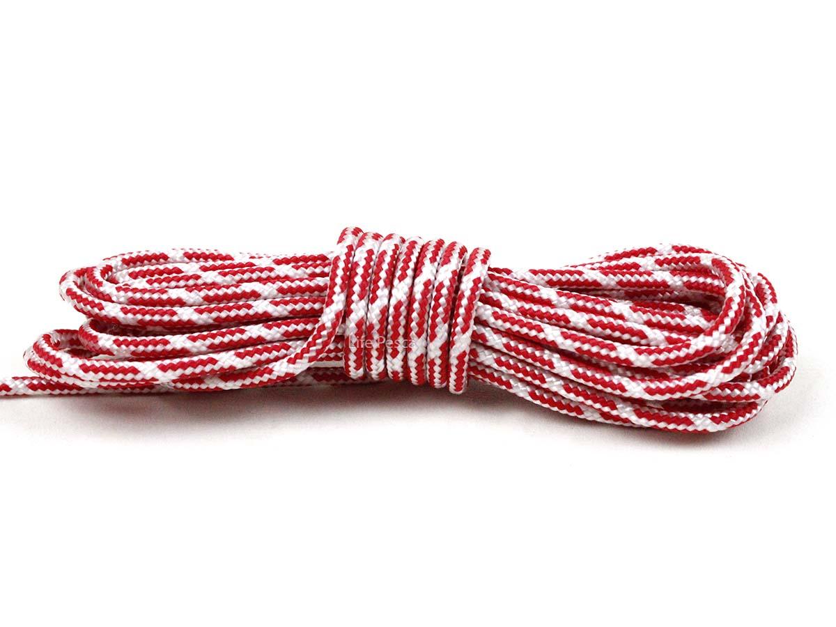 Corda Trançada de Polipropileno Mazzaferro Multicolor 12mm - 15 Metros