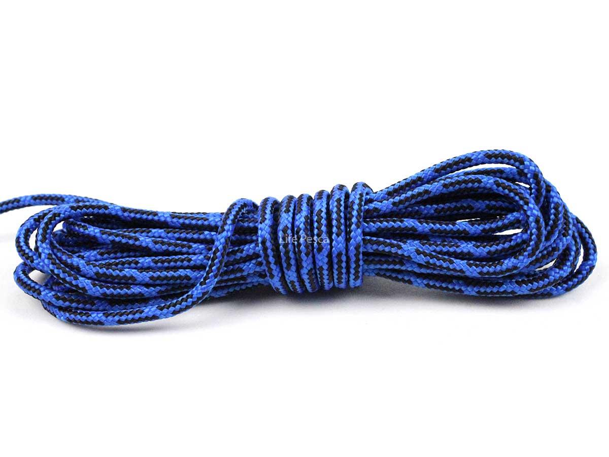 Corda Trançada de Polipropileno Mazzaferro Multicolor 4mm - 15 Metros
