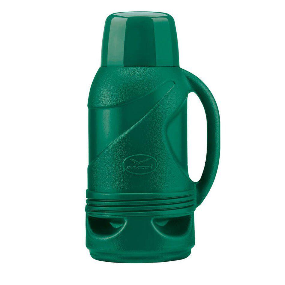 Garrafa Térmica Invicta Lider 500ml - Verde