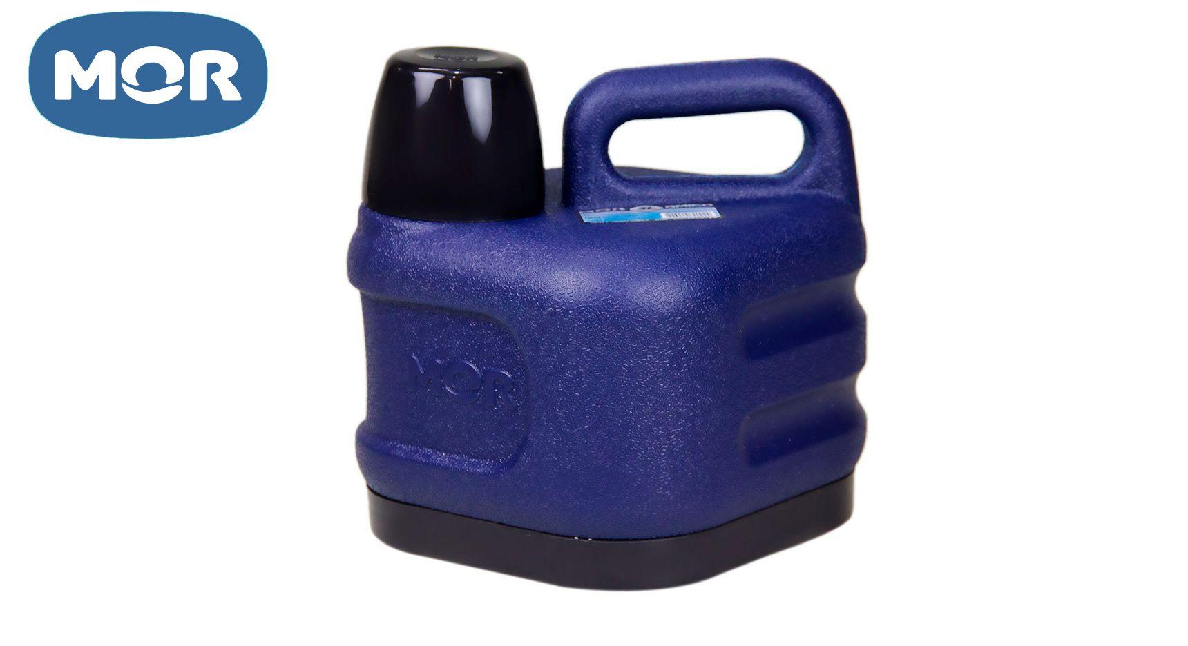 Garrafão Térmico Amigo 3,0 Litros Azul - Mor