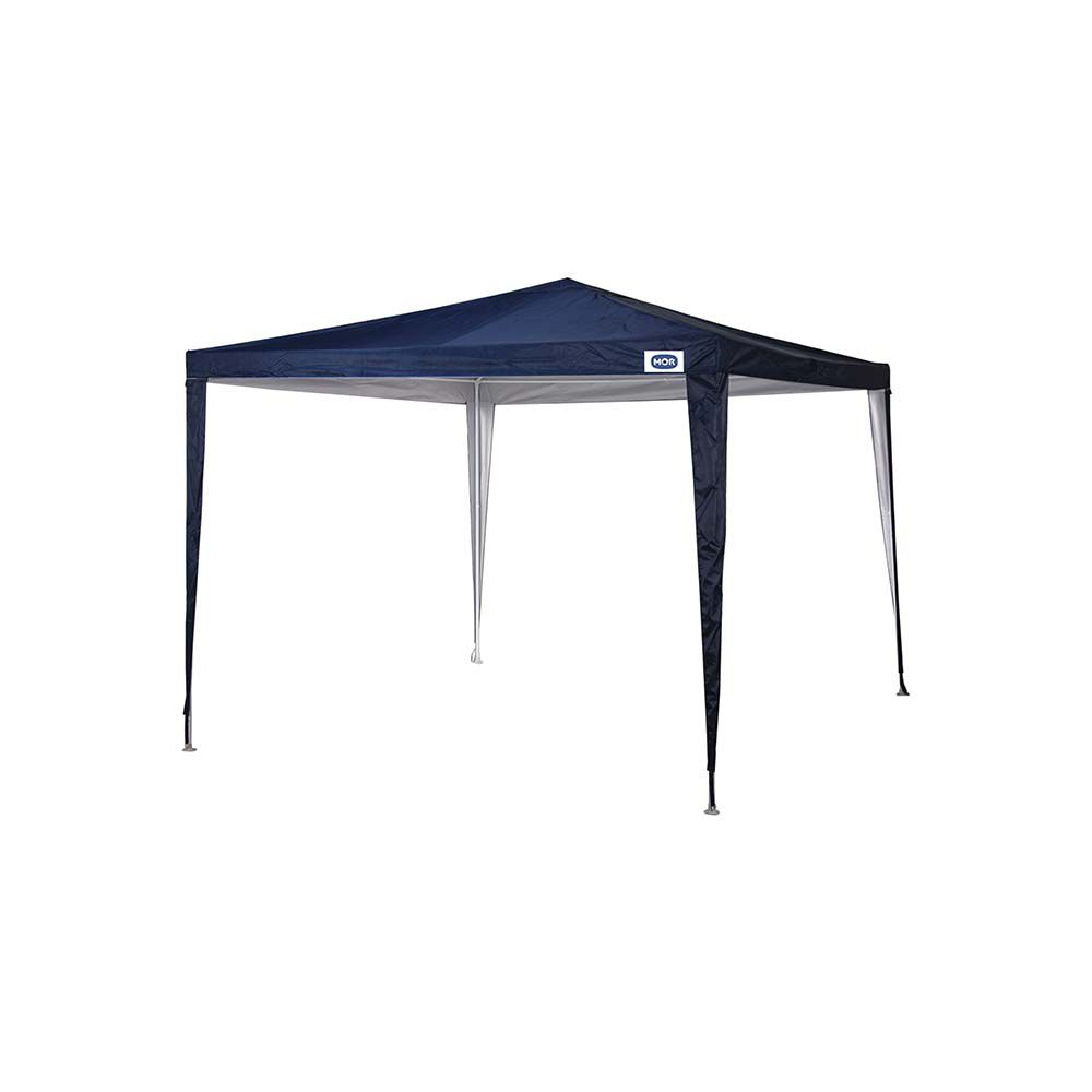 Gazebo Mor Tenda Poliéster  3x3m - Cor Azul