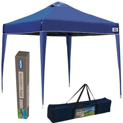 Gazebo Mor X-Flex Oxford 3x3m - Cor Azul