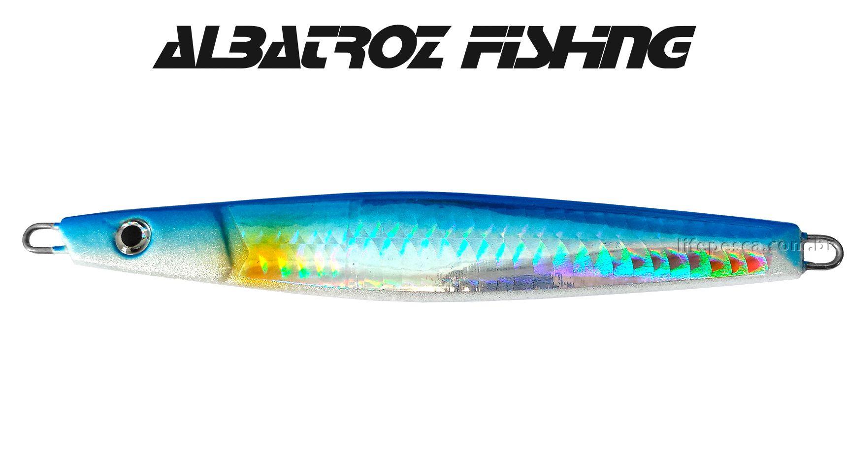 Isca Artificial Albatroz Fishing  Jumping Jig Dragon (28g) - Várias Cores  - Life Pesca - Sua loja de Pesca, Camping e Lazer