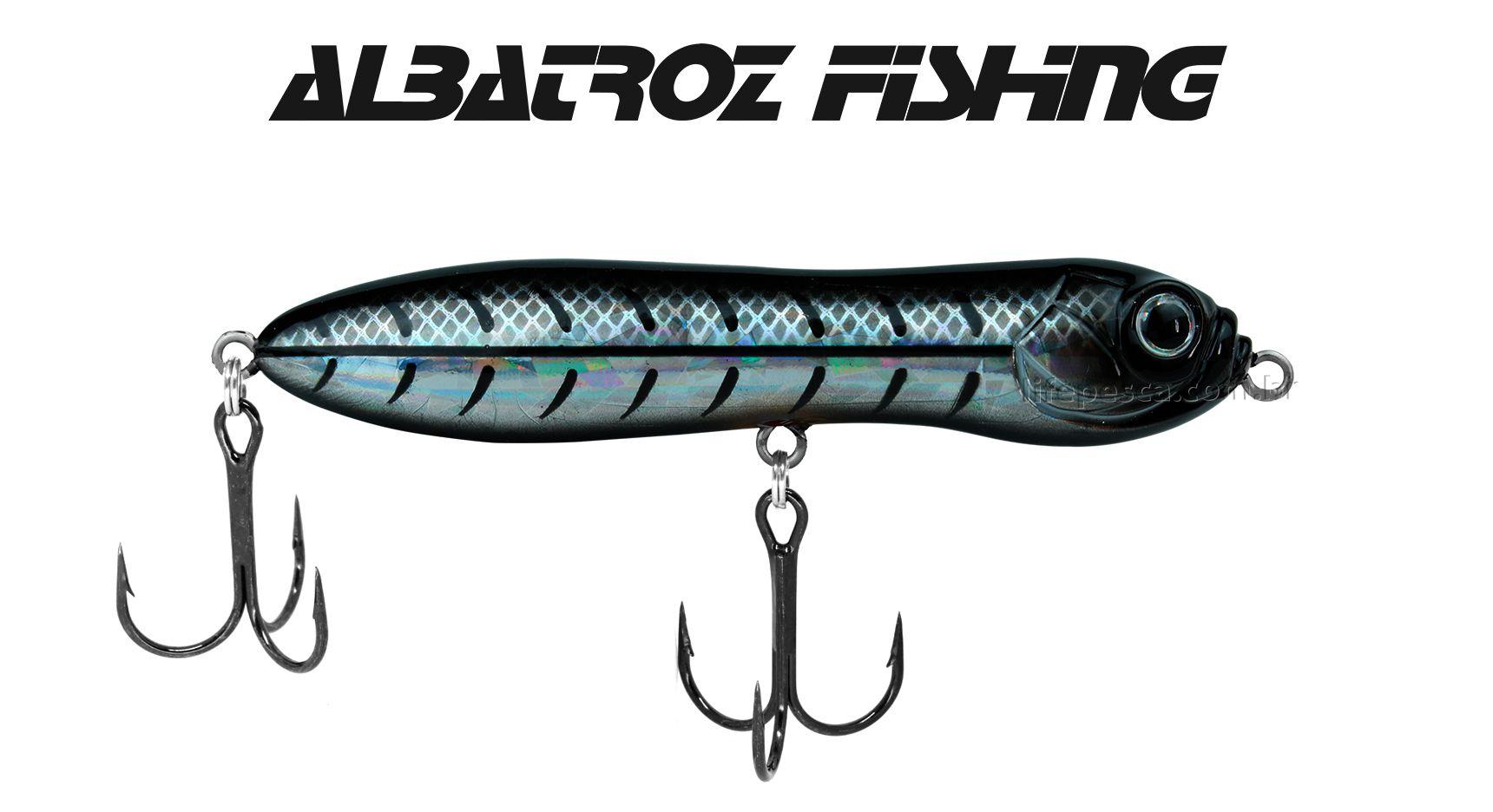 Isca Artificial Albatroz Fishing Thundera 90 - 9cm (10g) - Várias Cores  - Life Pesca - Sua loja de Pesca, Camping e Lazer