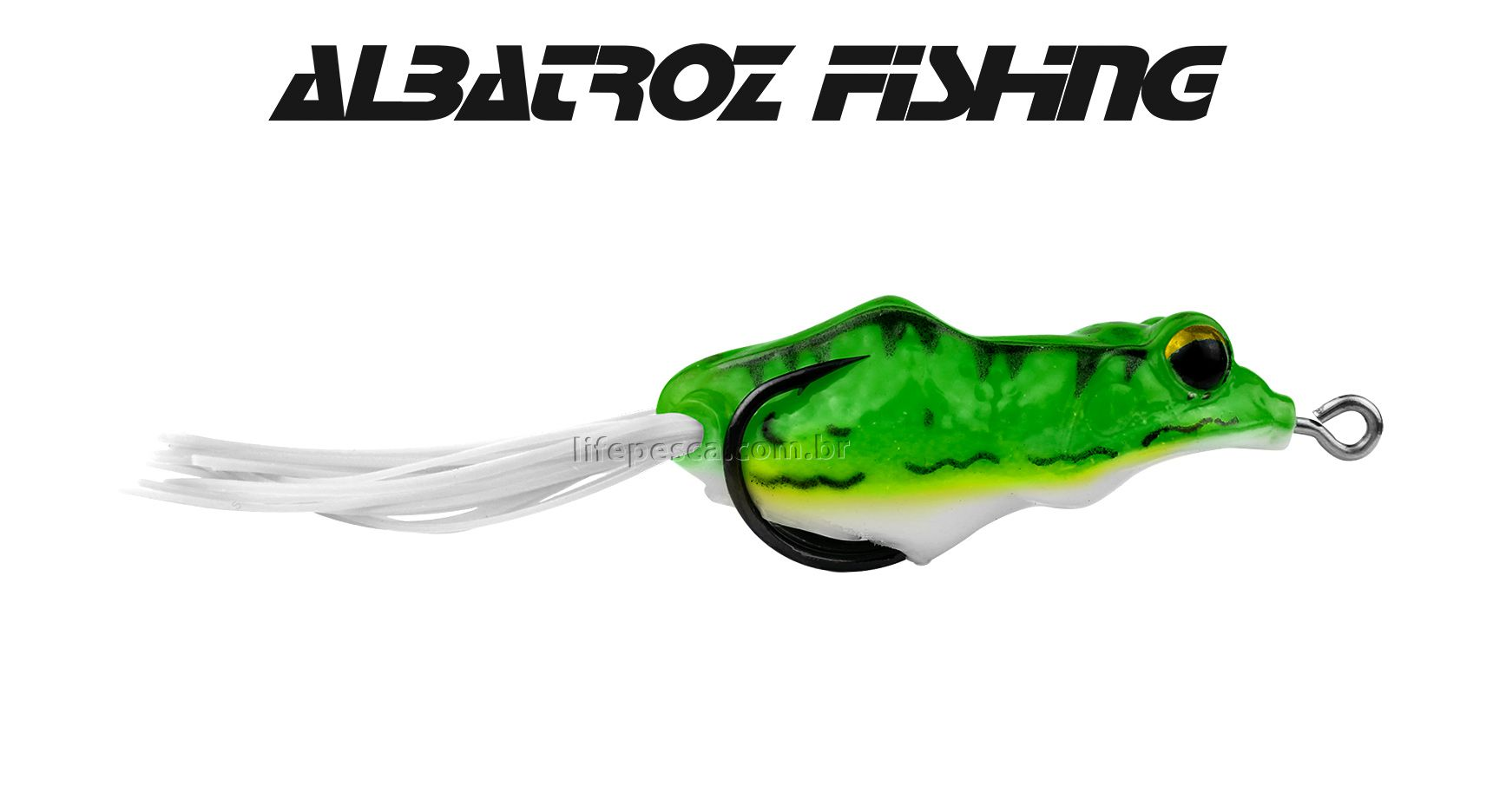 Isca Artificial Albatroz Fishing Top Frog XY-39 - 5,5cm (9,5g) - Várias Cores