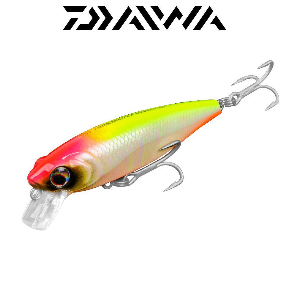 Isca Artificial Daiwa Proshooter Minnow 90F - Várias Cores