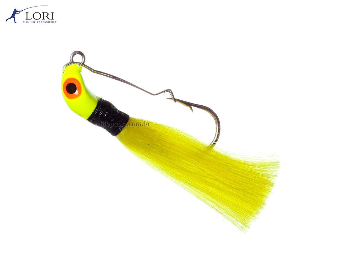 Isca Artificial Lori Jig Anti Enrosco 12gr