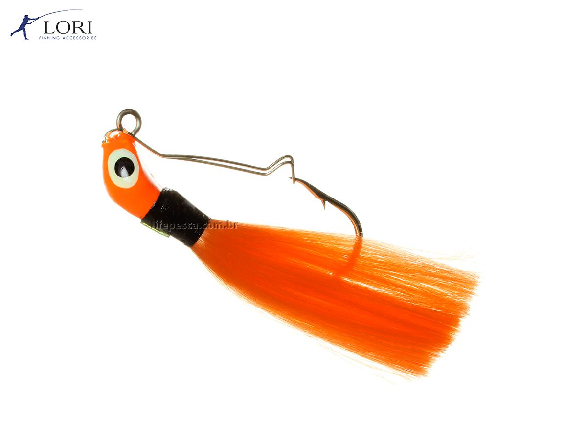 Isca Artificial Lori Jig Anti Enrosco 16gr