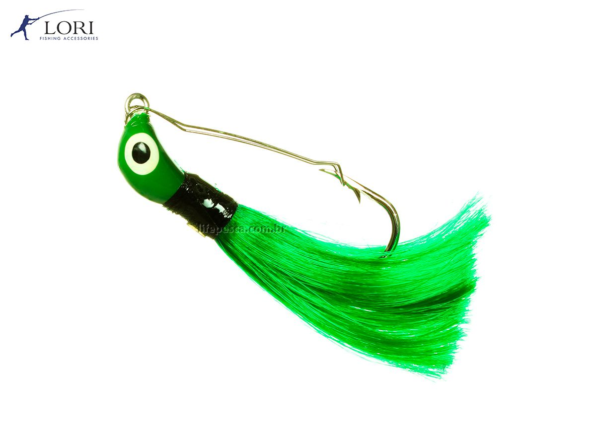 Isca Artificial Lori Jig Anti Enrosco 8gr