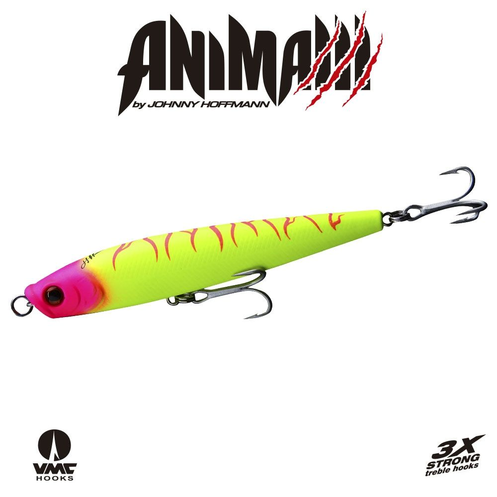 Isca Artificial Marine Sports Animal 130 13cm 29gr [cores]