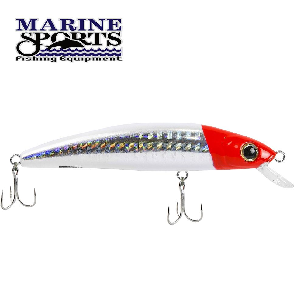 Isca Artificial Marine Sports Big Game 85 - 8,5cm 8,0gr - várias Cores