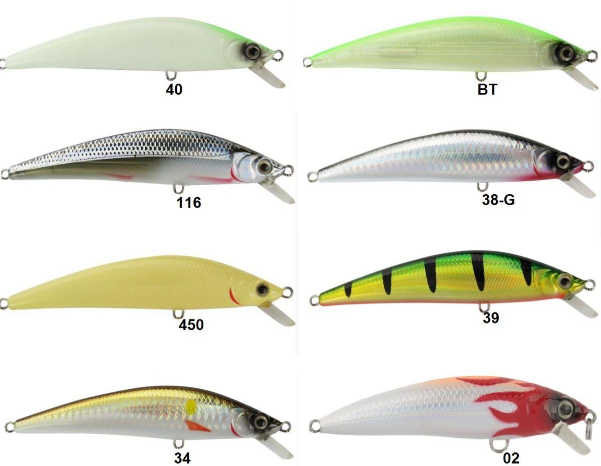 Isca Artificial Marine Sports Inna Pro 110 - 11cm (22gr) - Várias Cores  - Life Pesca - Sua loja de Pesca, Camping e Lazer