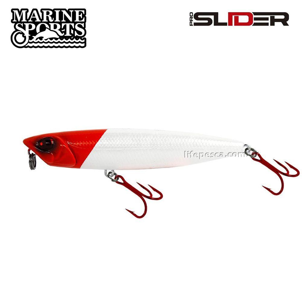 Isca Artificial Marine Sports - Pro Slider 90 - 9cm/11gr - Várias Cores  - Life Pesca - Sua loja de Pesca, Camping e Lazer
