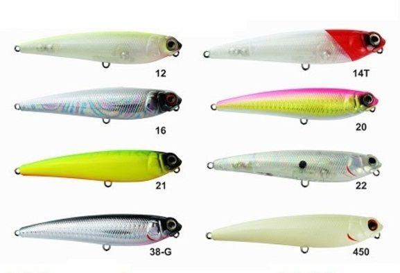 Isca Artificial Marine Sports Z-top 115 - 11,5cm 20,0gr - [várias Cores]  - Life Pesca - Sua loja de Pesca, Camping e Lazer