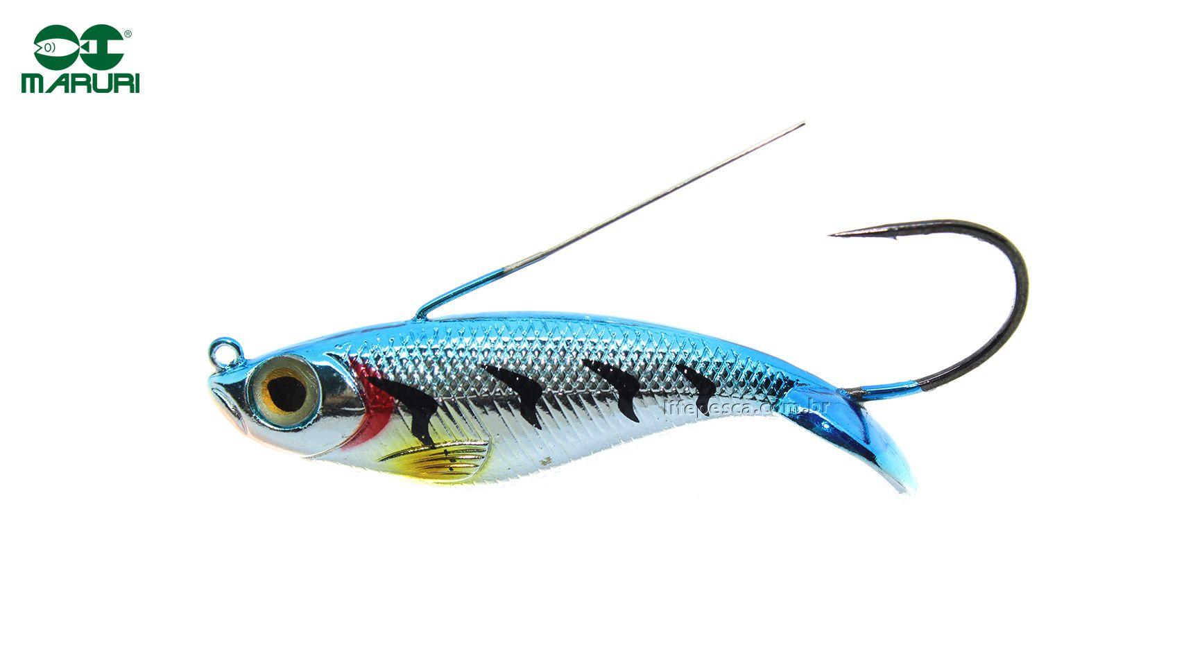 Isca Artificial Maruri Aphache 90S - 9cm ( Várias Cores )  - Life Pesca - Sua loja de Pesca, Camping e Lazer