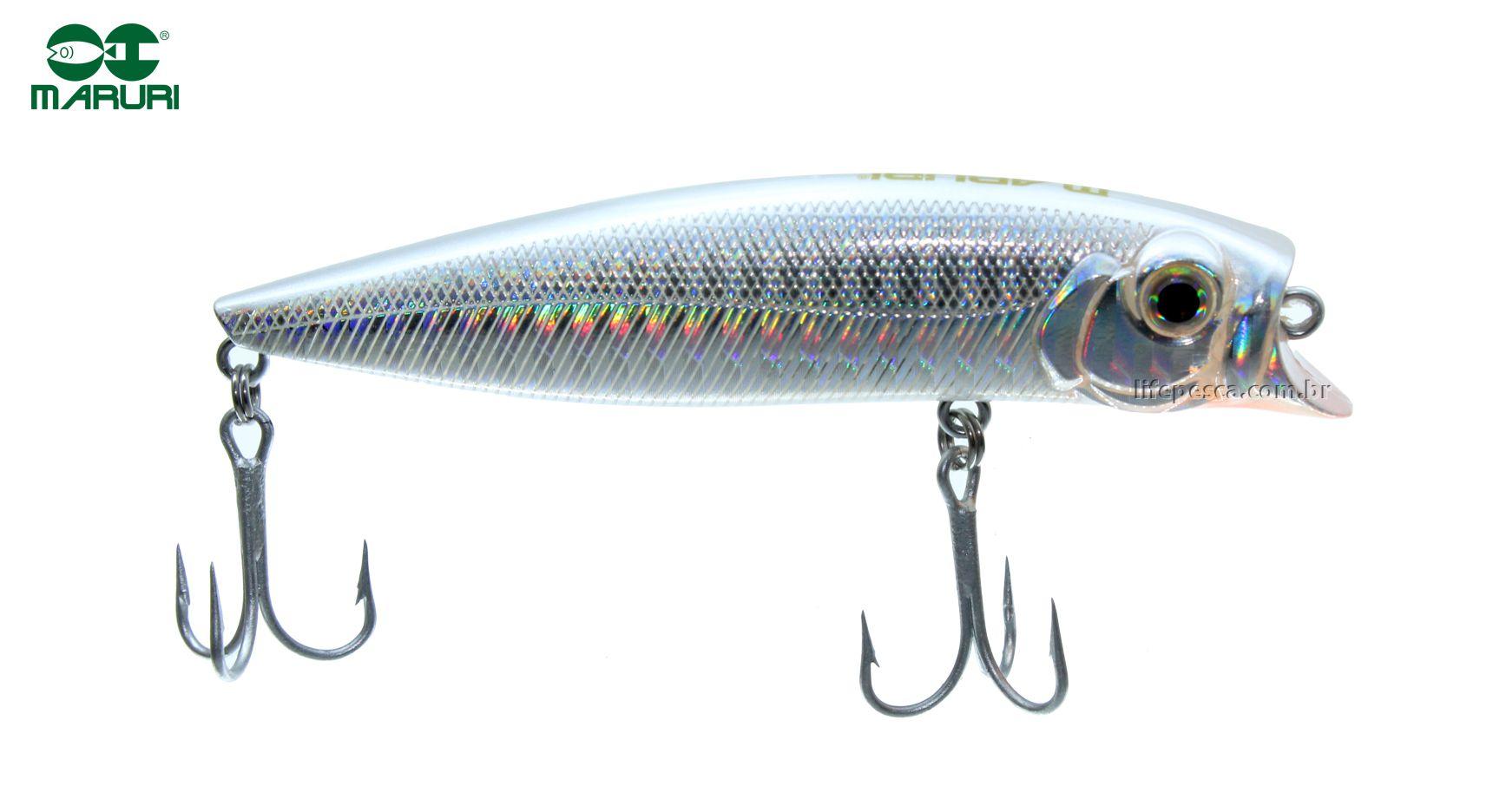Isca Artificial Maruri Max 90 (Similar Brava) - Garatéias Mustad  - Life Pesca - Sua loja de Pesca, Camping e Lazer