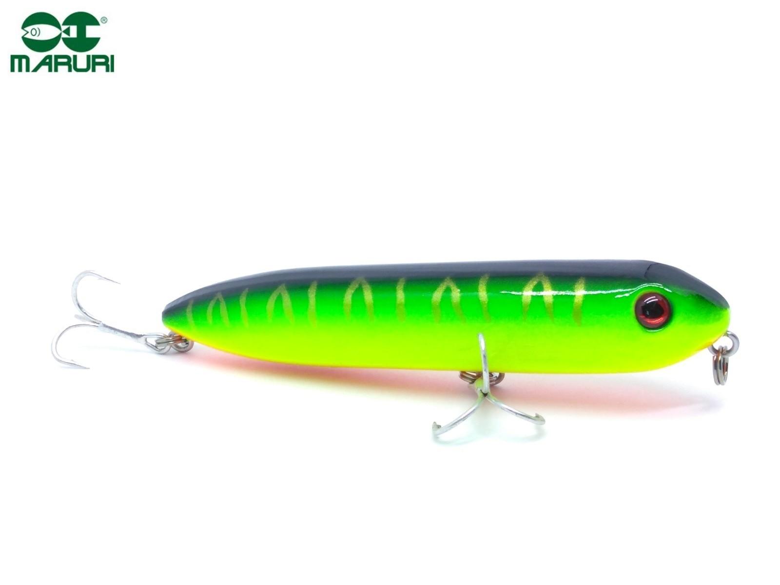 Isca Artificial Maruri - Mustang - 11cm 16gr Várias Cores  - Life Pesca - Sua loja de Pesca, Camping e Lazer