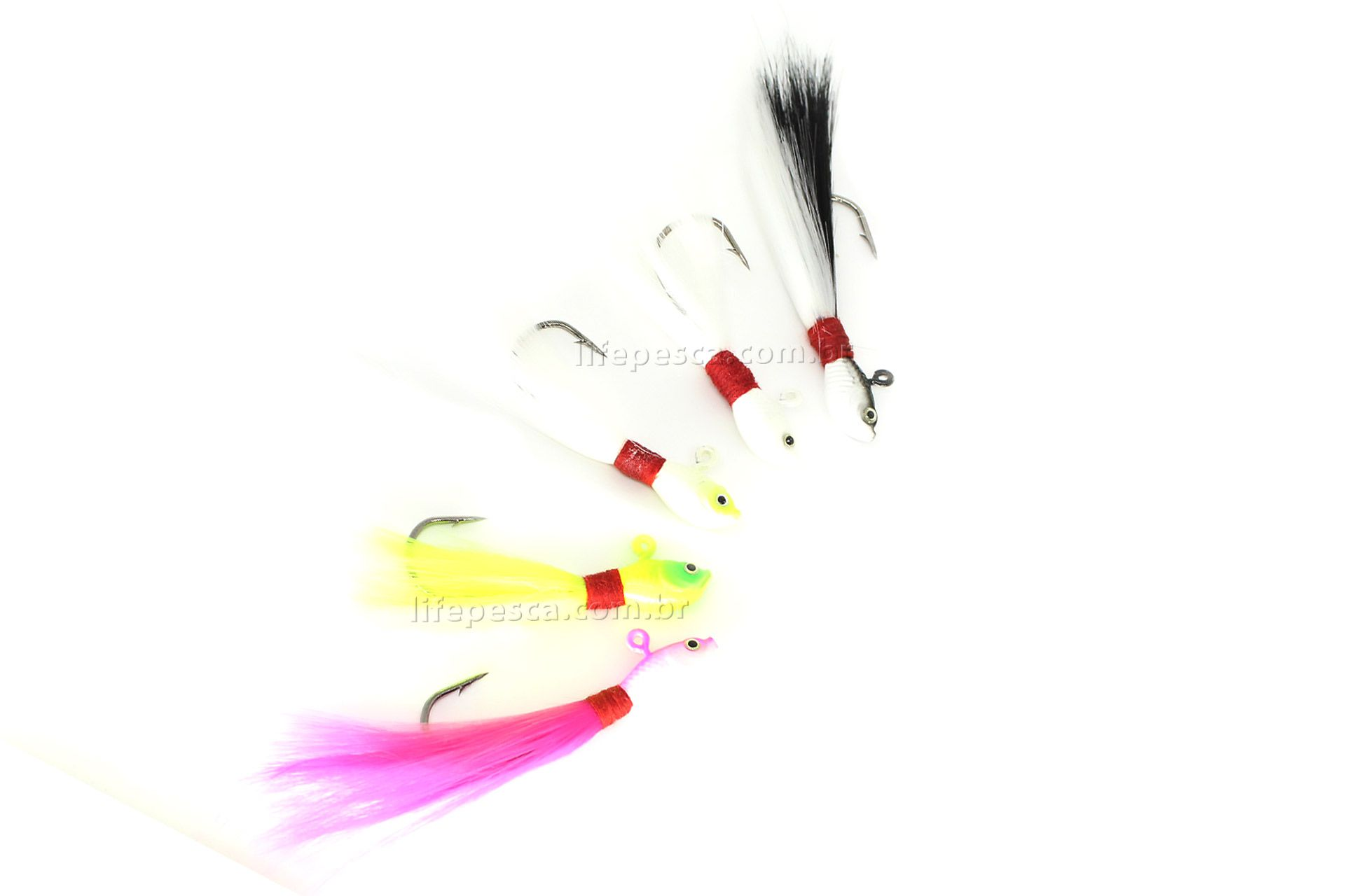 Isca Artificial Maruri Streamer Jig Speed - 7gr ( Várias Cores )