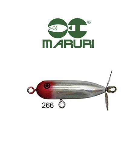 Isca Artificial Maruri Torpedo 70 Hélice - 7cm ( Várias Cores )  - Life Pesca - Sua loja de Pesca, Camping e Lazer