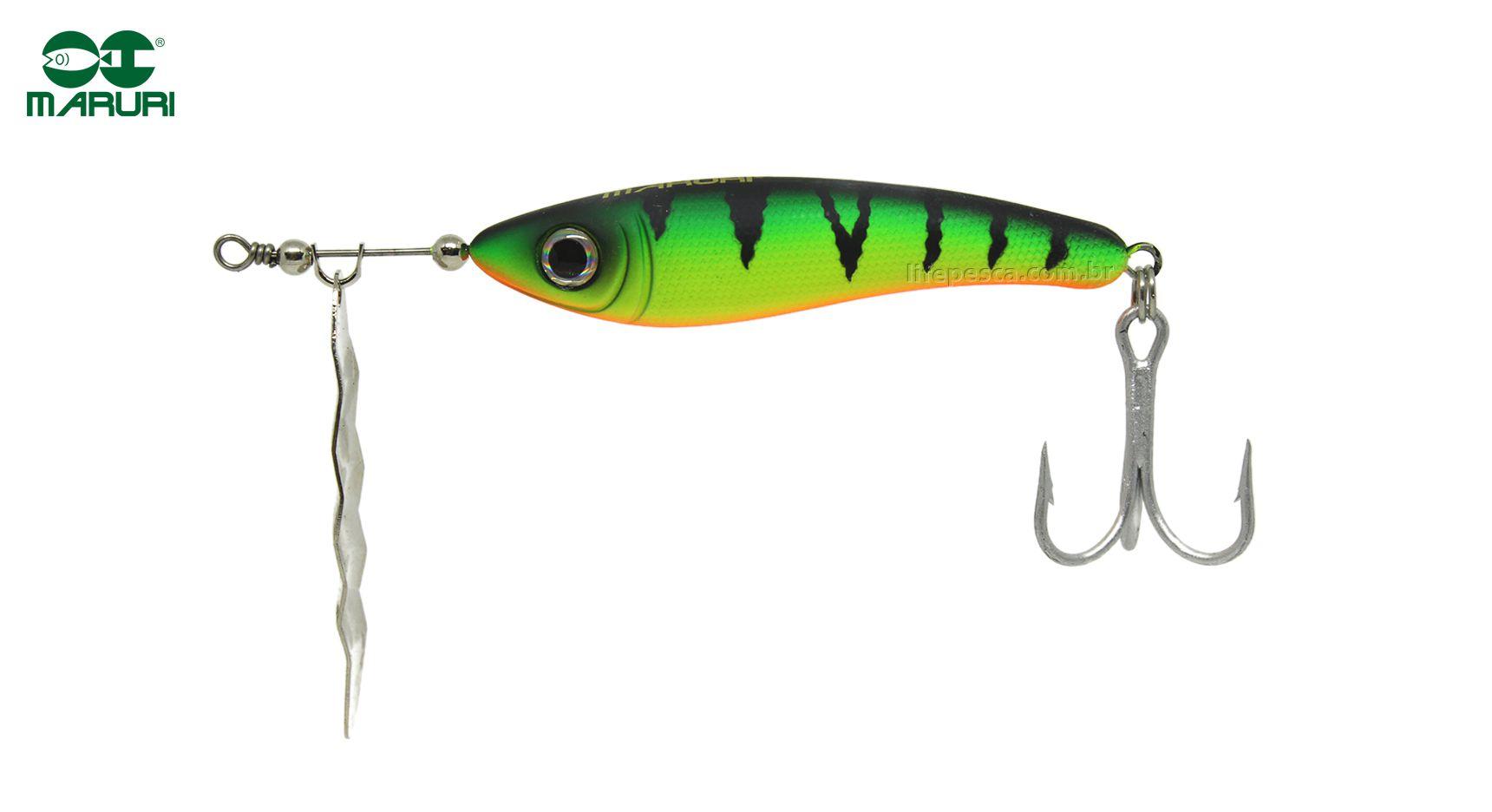 Isca Artificial Maruri Winner 70 - 13gr ( Várias Cores )  - Life Pesca - Sua loja de Pesca, Camping e Lazer