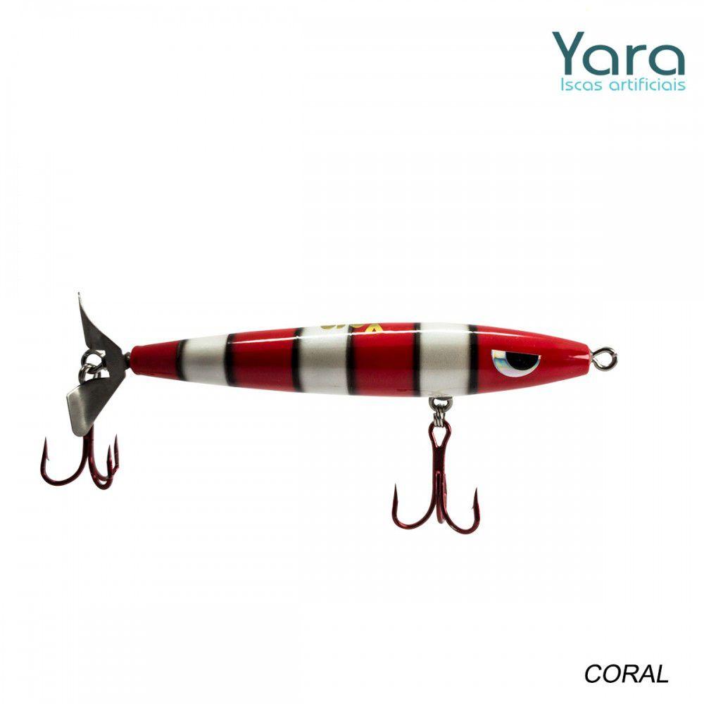 Isca Artificial Yara Devassa 14cm (35g) - Várias Cores