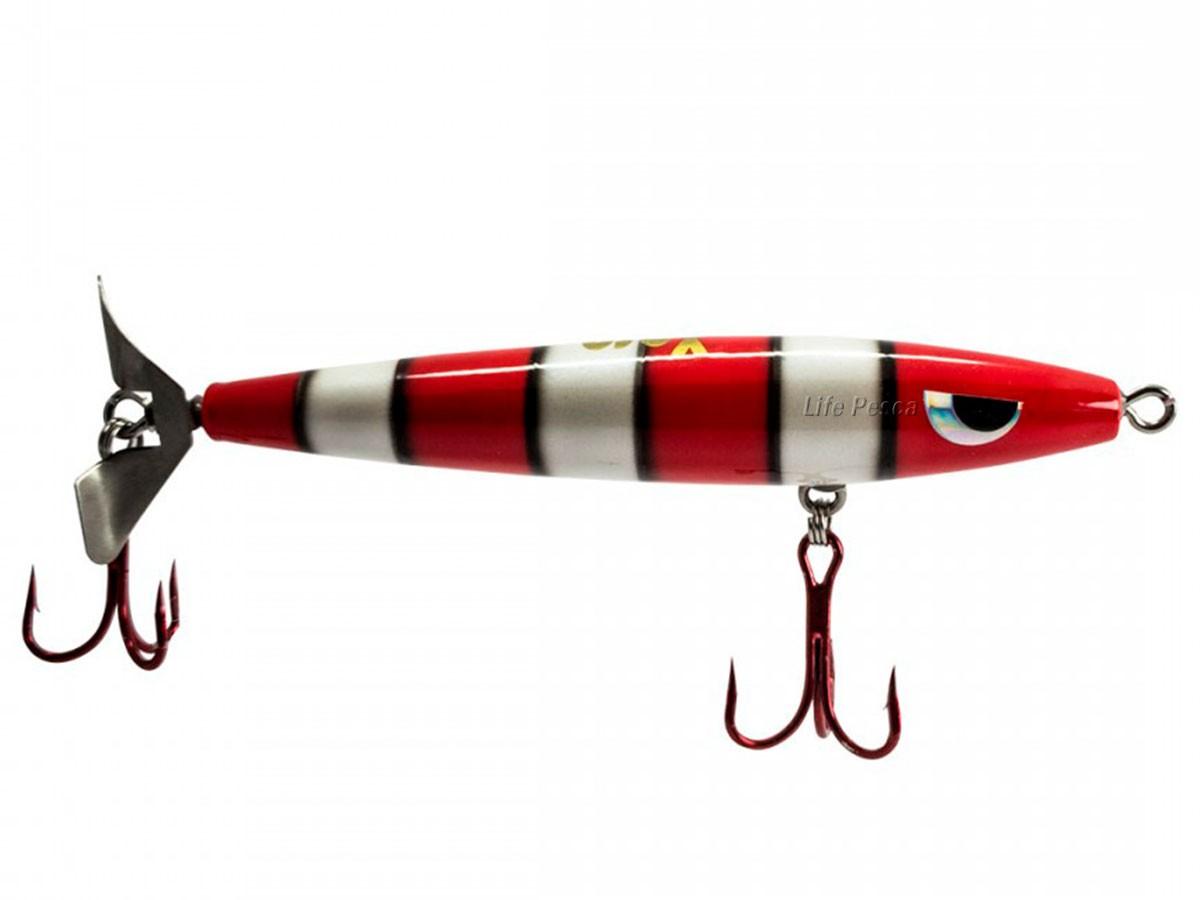 Isca Artificial Yara Devassa 14cm (35g) - Várias Cores  - Life Pesca - Sua loja de Pesca, Camping e Lazer