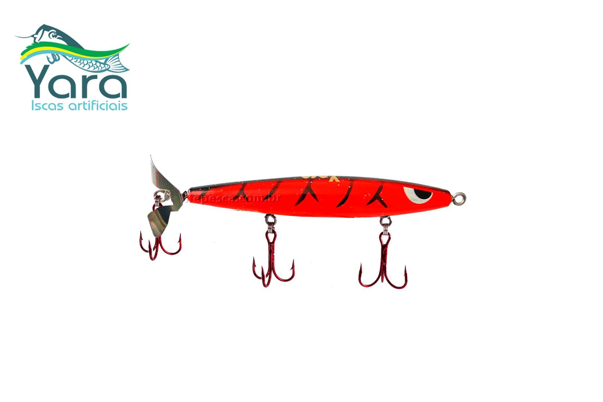 Isca Artificial Yara Devassa 16,5cm (45g) - Várias Cores  - Life Pesca - Sua loja de Pesca, Camping e Lazer