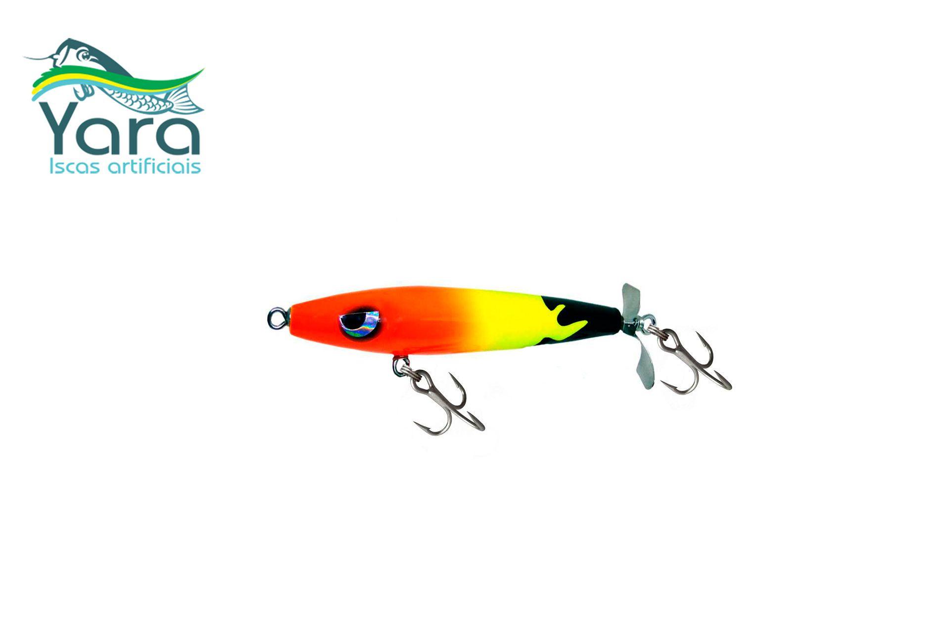 Isca Artificial Yara Devassa 9cm (17g) - Várias Cores  - Life Pesca - Sua loja de Pesca, Camping e Lazer