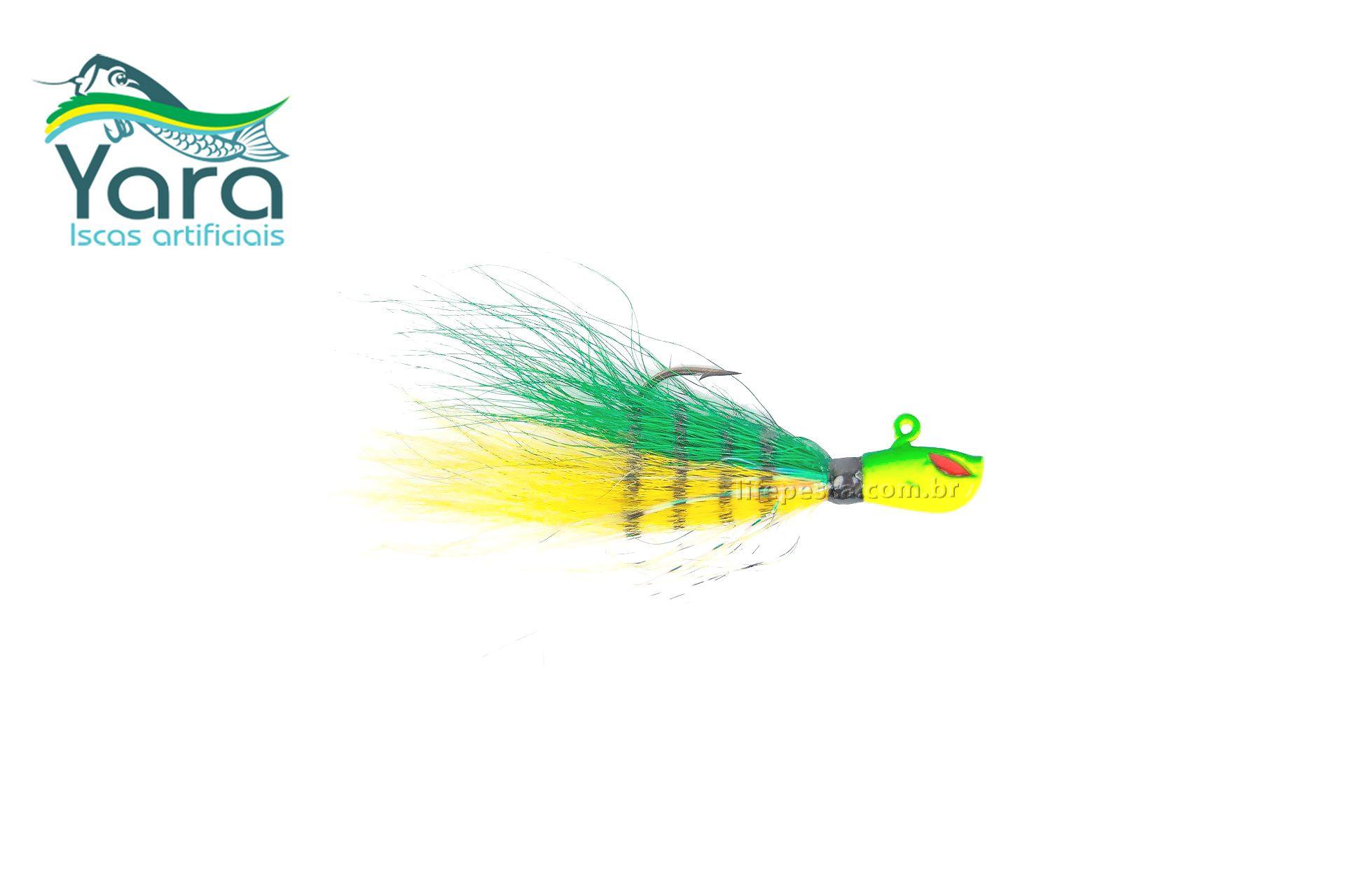 Isca Artificial Yara Killer Jig  (10g) - Várias Cores