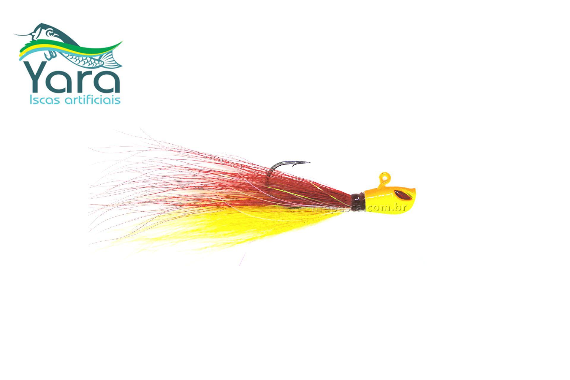 Isca Artificial Yara Killer Jig  (10g) - Várias Cores  - Life Pesca - Sua loja de Pesca, Camping e Lazer