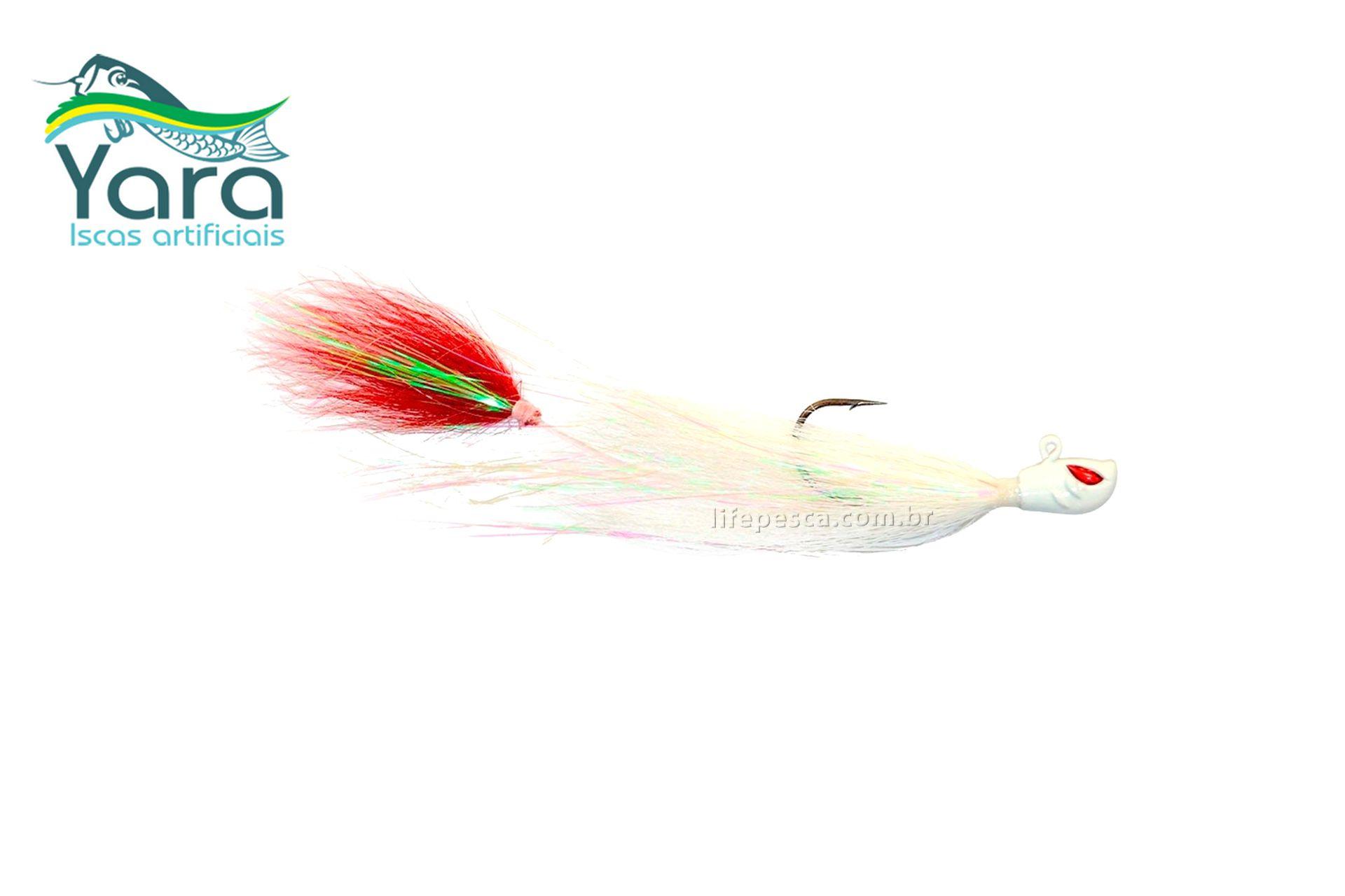 Isca Artificial Yara Killer Jig  (17g) - Várias Cores  - Life Pesca - Sua loja de Pesca, Camping e Lazer
