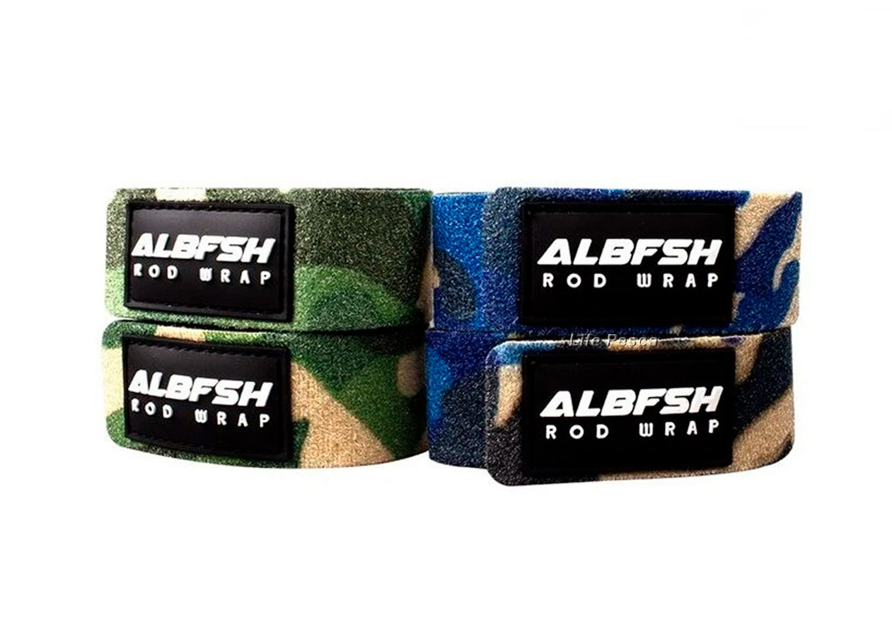 Junta Varas Albatroz Fishing Rod Wrap