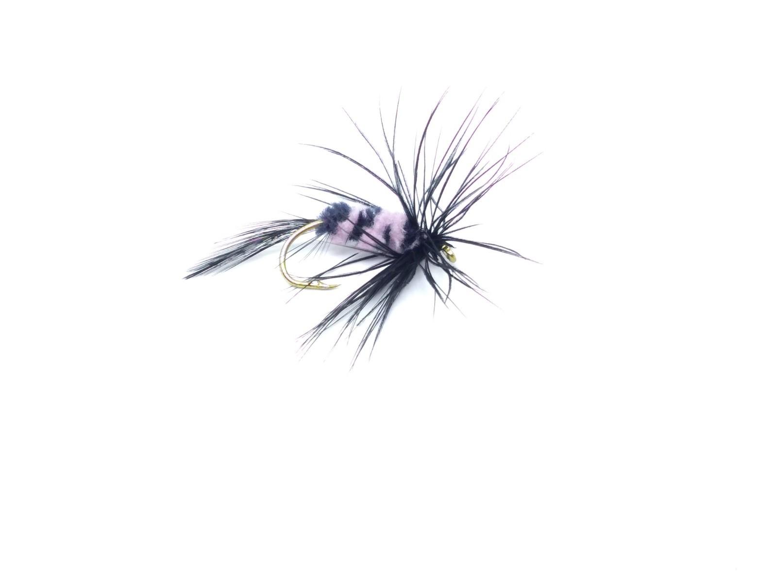 Kit 12 Moscas P/ Fly Maruri - KFF02  - Life Pesca - Sua loja de Pesca, Camping e Lazer