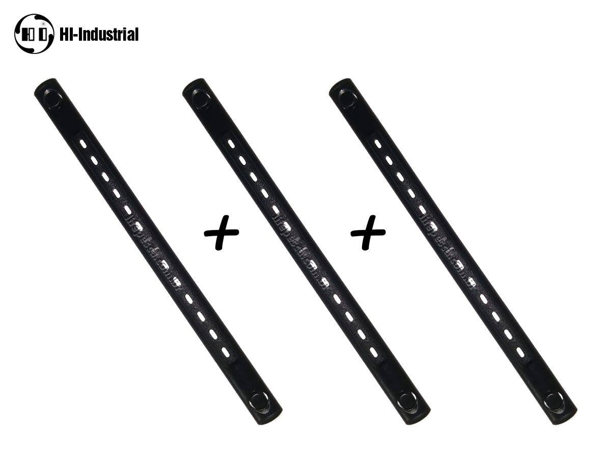 KIt 3 Enroladores de Linha para Varas Telescópicas 25cm - Hi