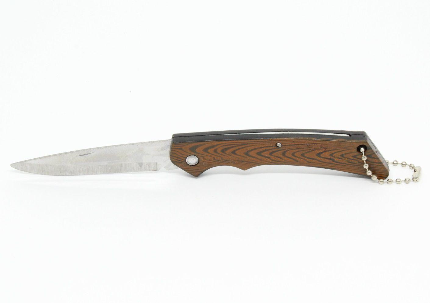 Kit 50 Canivetes Xingu XV2846 - Cabo Amadeirado  - Life Pesca - Sua loja de Pesca, Camping e Lazer