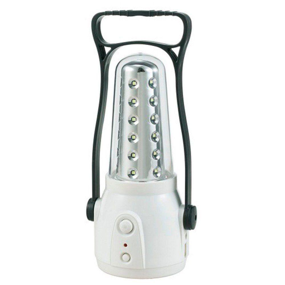 Lampião Recarregável Echolife Bright (Luz de Emergência)