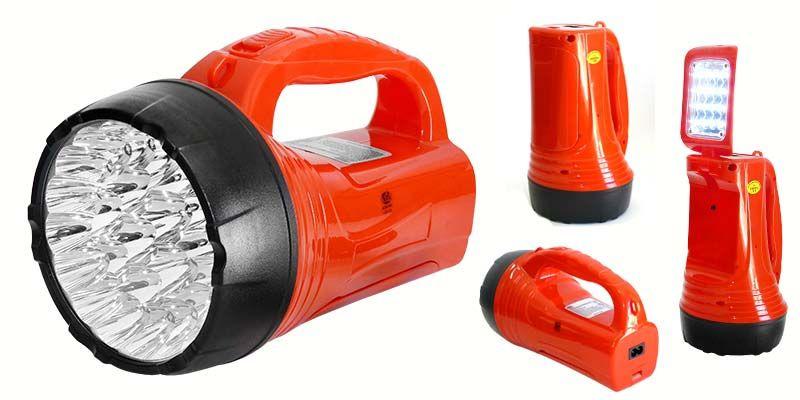 Lanterna 23 Leds Bi-Funcional- Albatroz Fishing - LED-735
