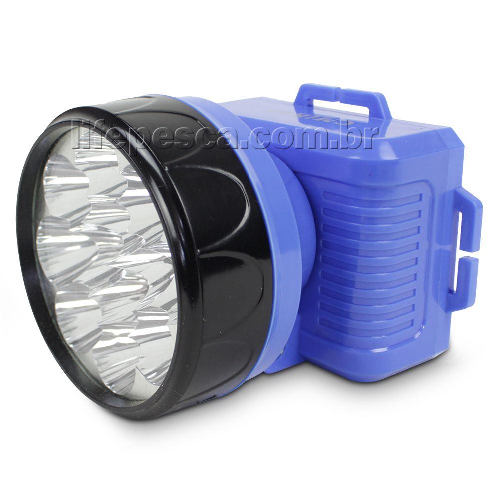 Lanterna de Cabeça LP-687 Profissional 22000 Lumens LED Cree
