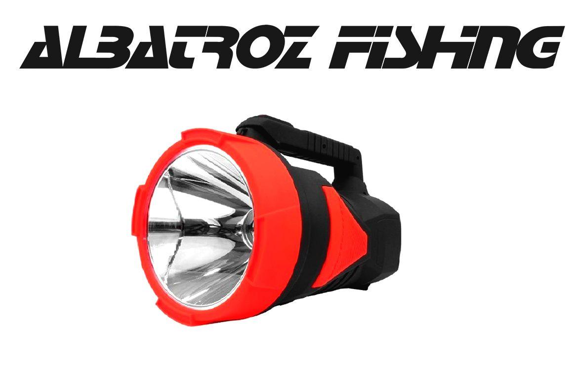 Lanterna Holofote Led 20W Longo Alcançe 700m - Albatroz Fishing - LED-7054