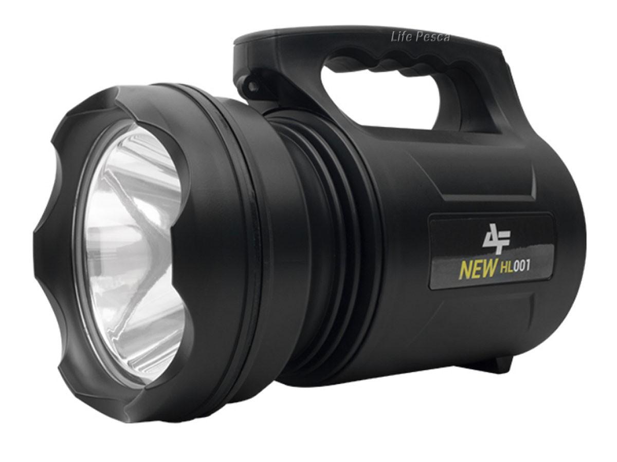 Lanterna Holofote Led 30w Albatroz HL001 New - Alcance 400m