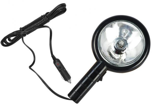 Lanterna Jacaré Farol 12v-55w Com Plug sem Grade
