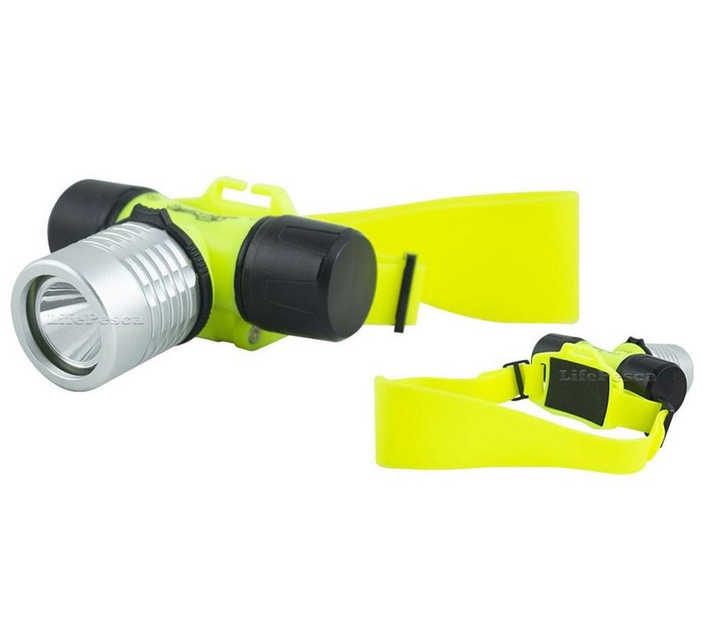 Lanterna Led de Cabeça para Mergulho - Albatroz Fishing - TDQ-001