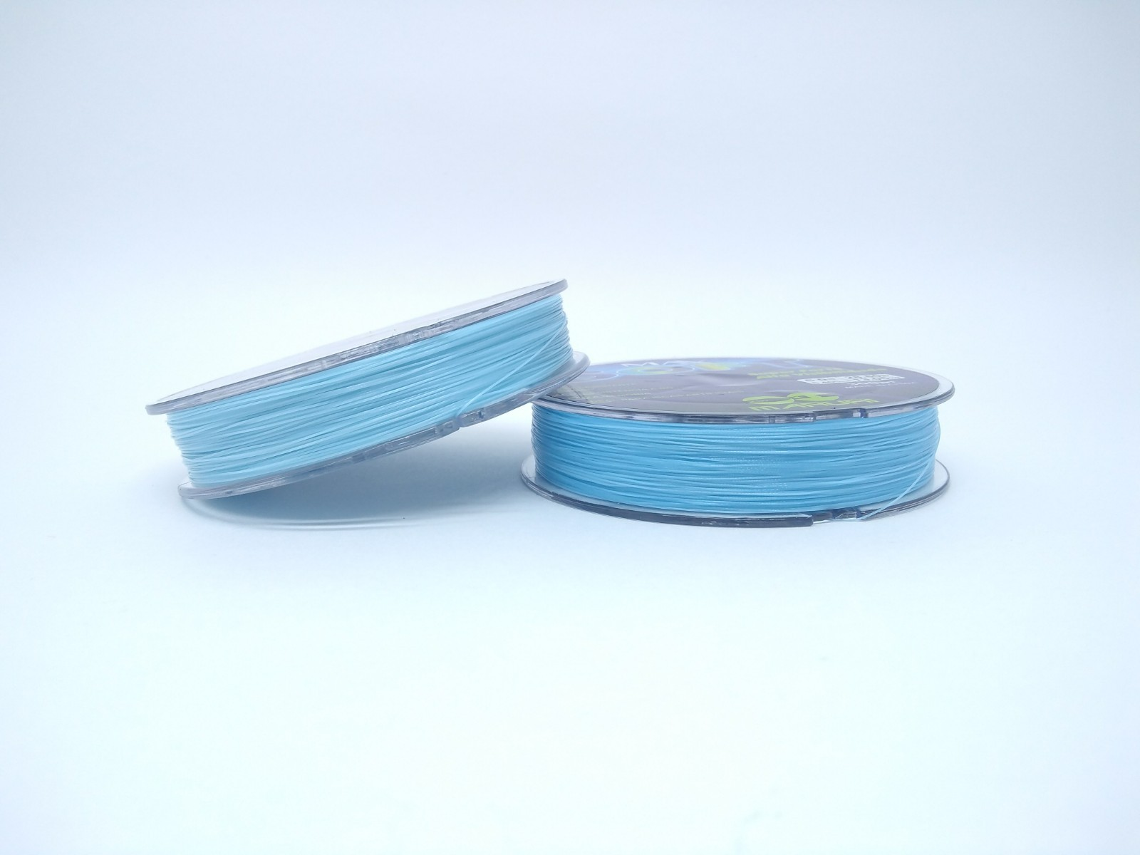 Linha Monofilamento Maruri Max Soft 0,37mm 24,30lb/11,04kg - 300 Metros (Azul Claro)  - Life Pesca - Sua loja de Pesca, Camping e Lazer