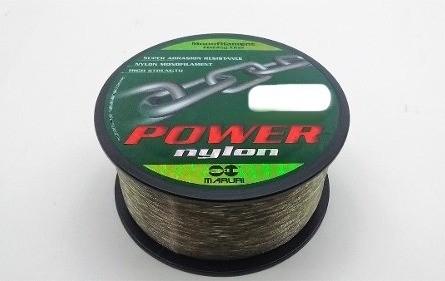 Linha Monofilamento Maruri Power Nylon - 640 Metros  - Life Pesca - Sua loja de Pesca, Camping e Lazer