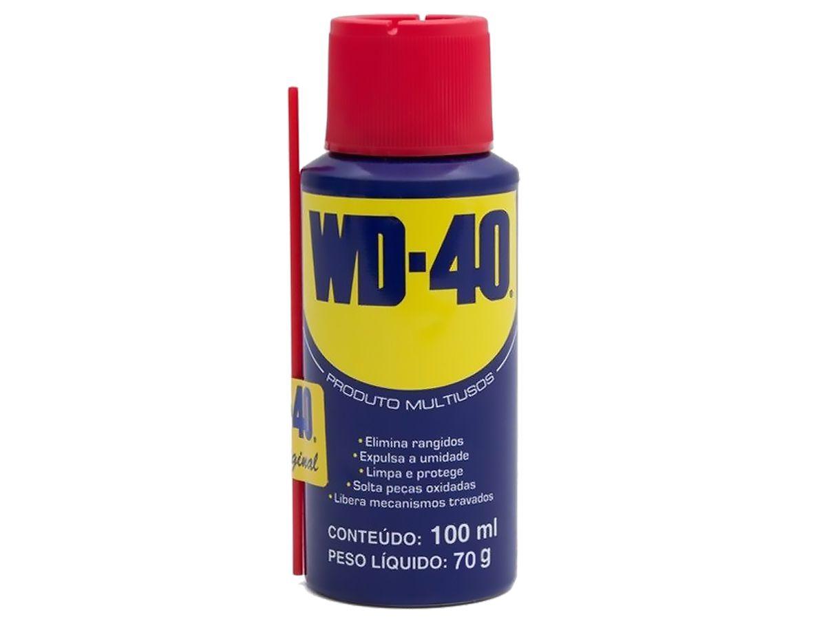 Lubrificante WD-40 Spray Multiuso - 100ml