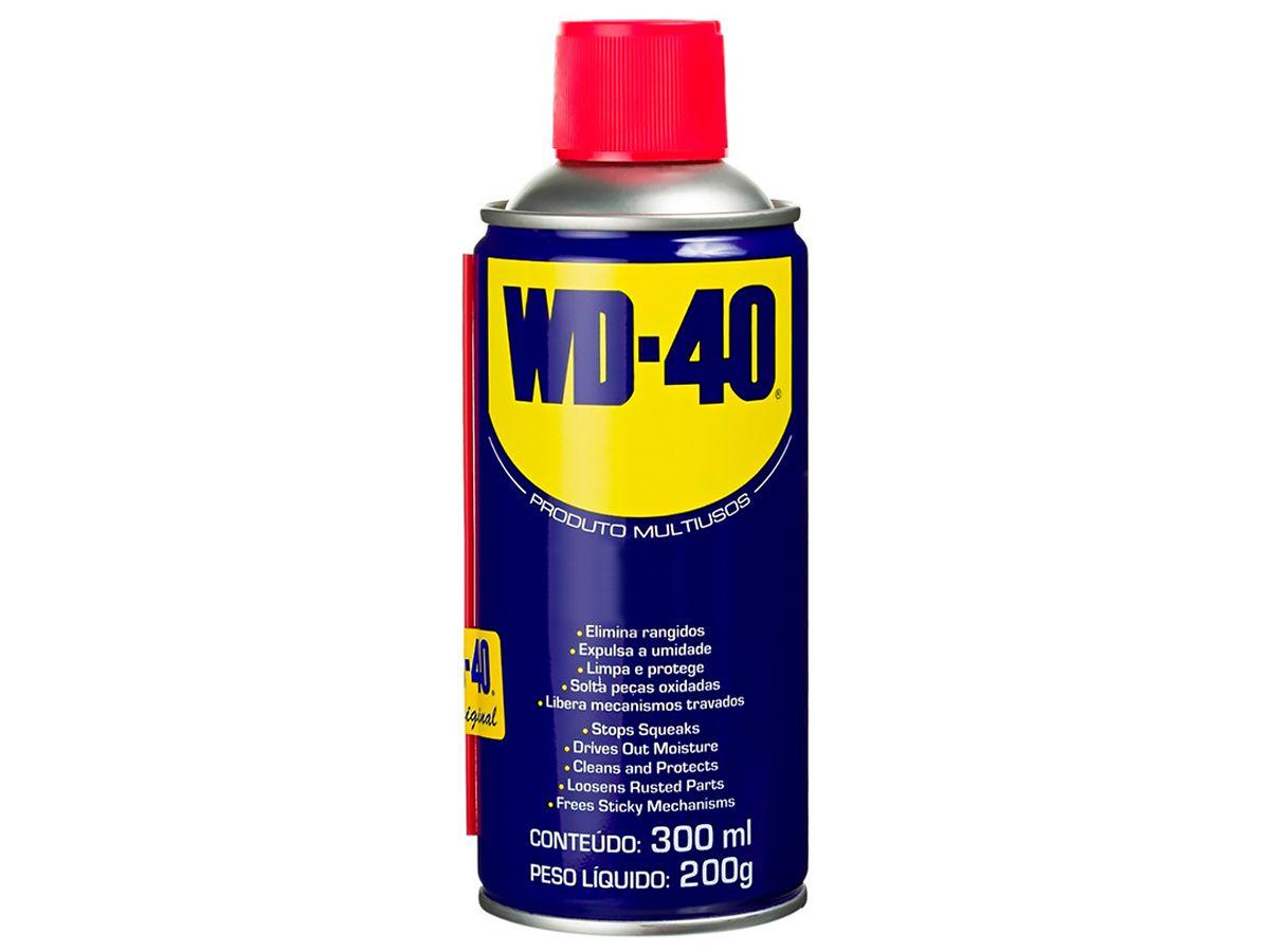 Lubrificante WD-40 Spray Multiuso - 300ml