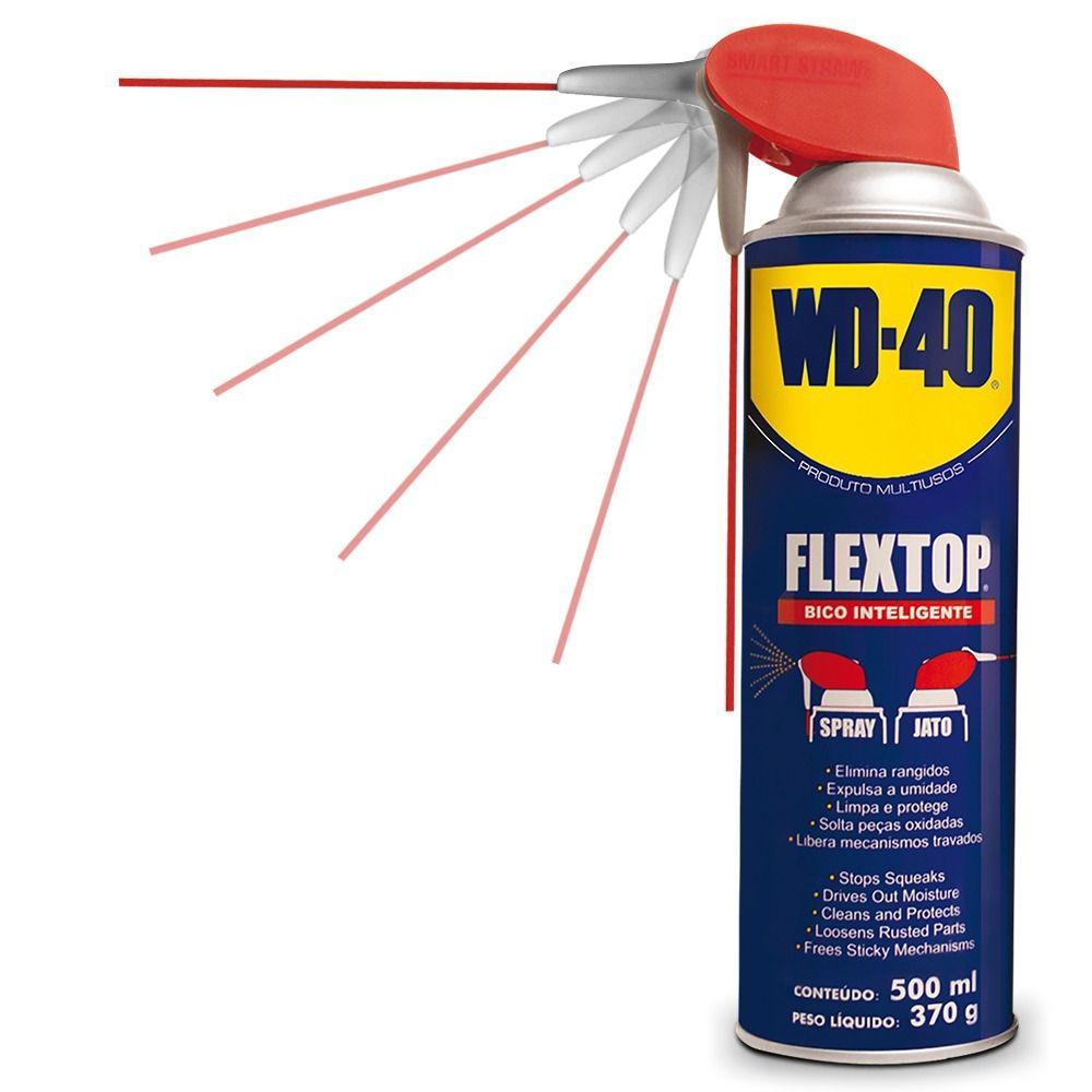 Lubrificante WD-40 Spray Multiuso - 500ml